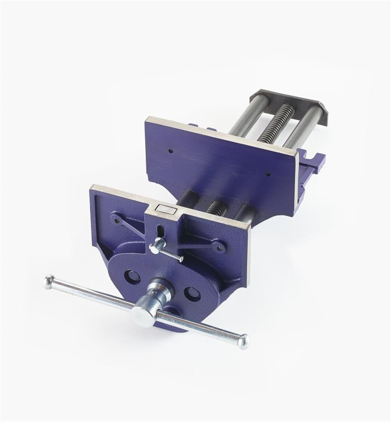 10G0412 - Medium Quick-Release Steel Bench Vise
