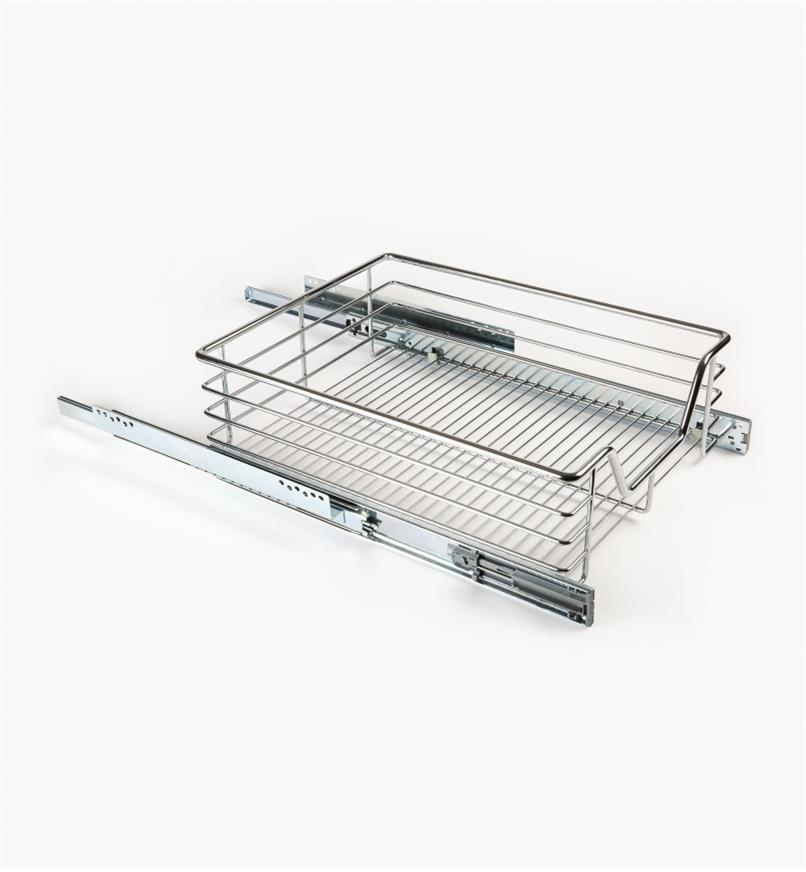 Pull-Out Wire Drawers