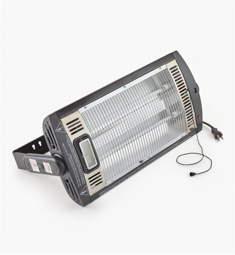 27K0840 - Quartz Overhead Radiant Heater