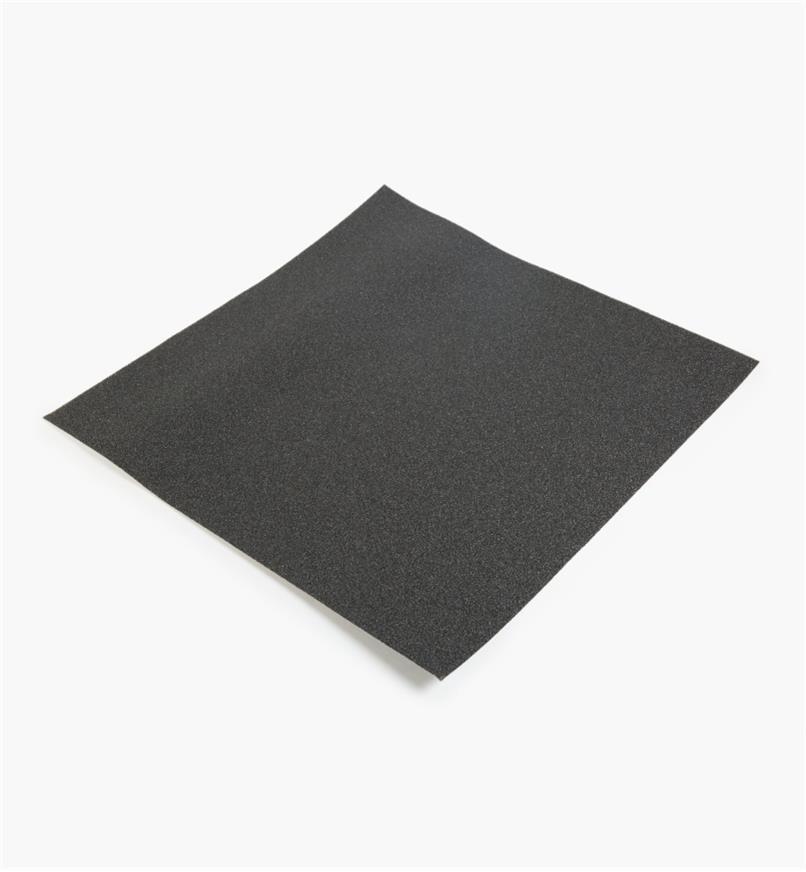 68Z8140 - Papier abrasif, 25po x 25po