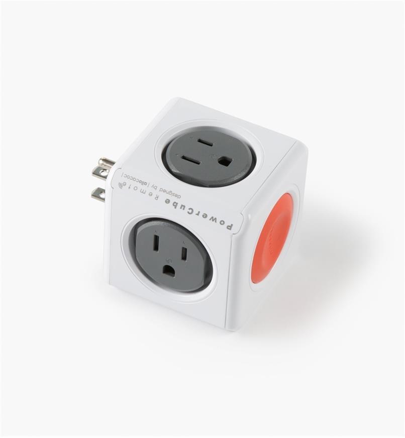 03K5145 - Cube multiprise PowerCube standard sanstélécommande