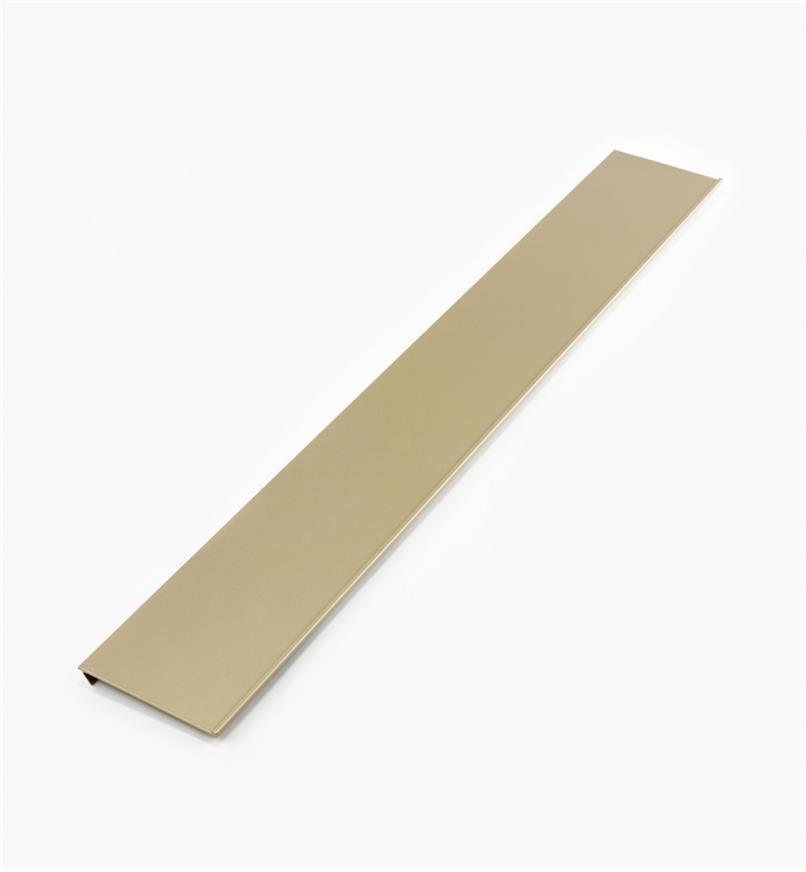 12K5117 - Tablette pour rail en aluminium, 90cm