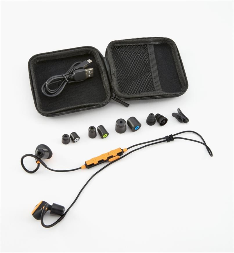22R1295 - ISOtunes Pro 2.0 Corded Electronic Hearing Protectors