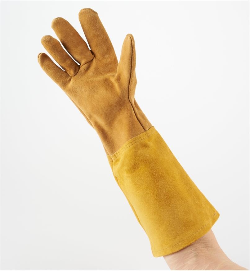 AH940 - Women's Rose Gloves, S (size 6)