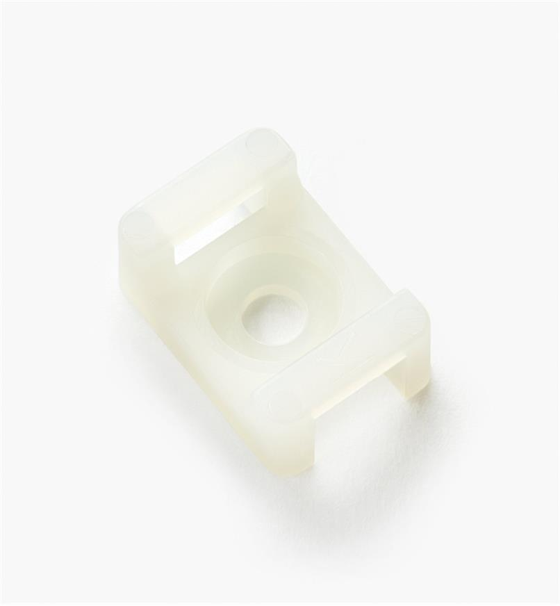 03K7604 - Large Saddle Cable Tie-Mounts, pkg. of 50