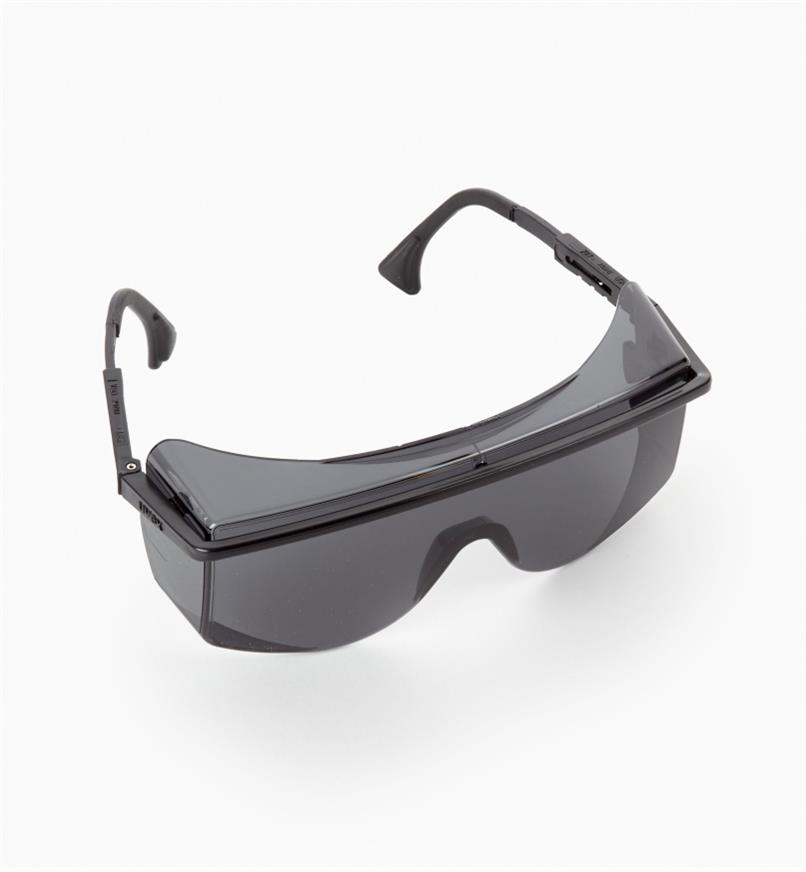 22R7202 - Safety Overglasses, Tinted