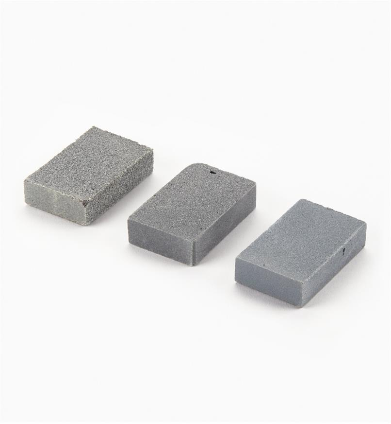 BR204 - Rust Erasers, set of 3