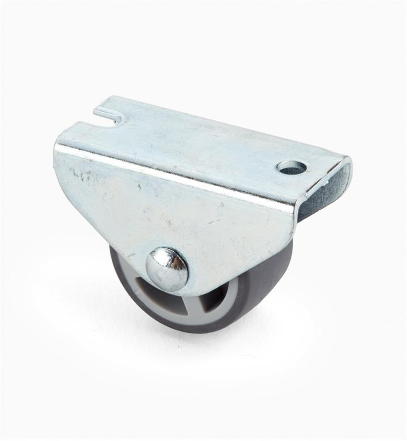 "00K2240 - 25mm (1""), 30kg (66 lb), Low-Profile Caster, each"