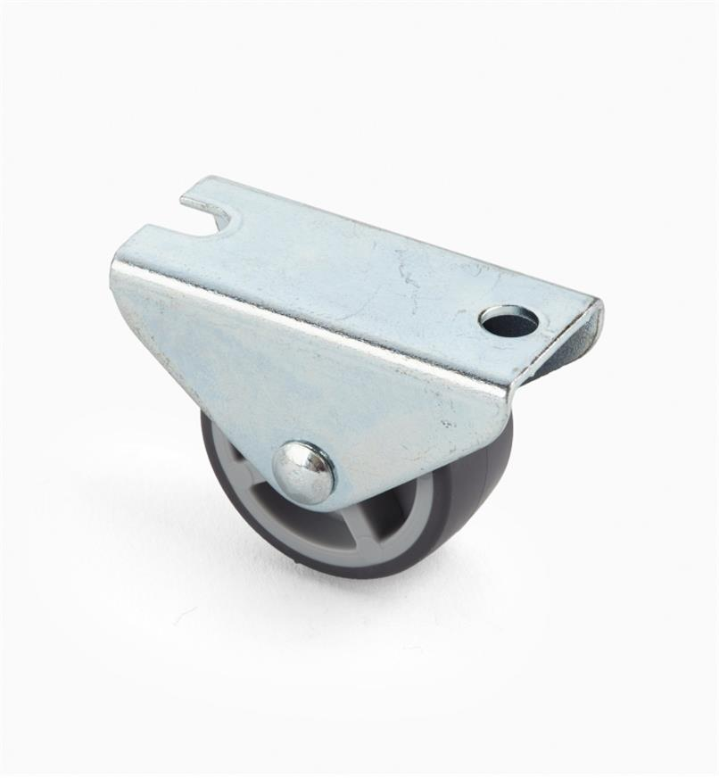 "00K2241 - 30mm (1 3/16""), 35kg (77 lb), Low-Profile Caster, each"
