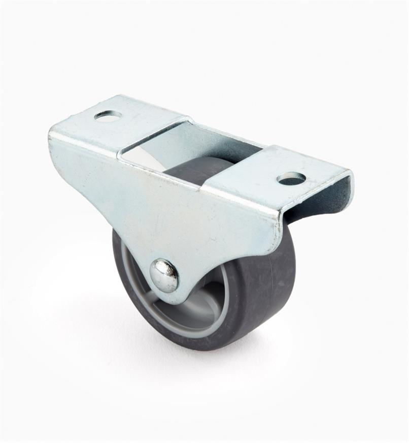 "00K2242 - 40mm (1 5/8""), 45kg (99 lb), Low-Profile Caster, each"