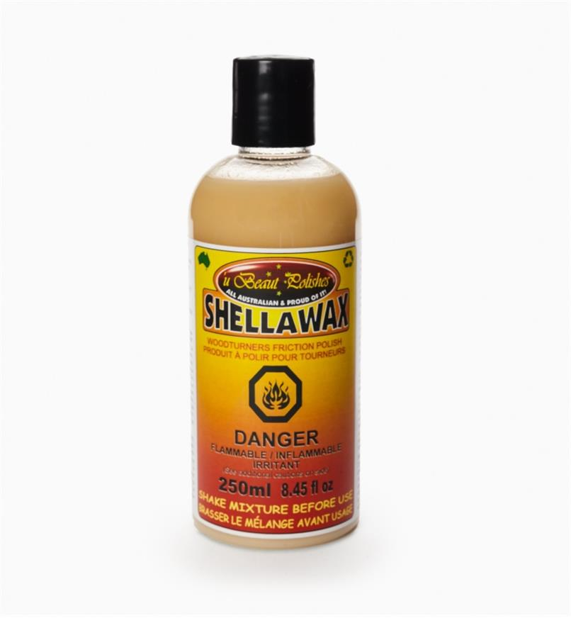 56Z4101 - Shellawax liquide, 250 ml (8,45 oz)