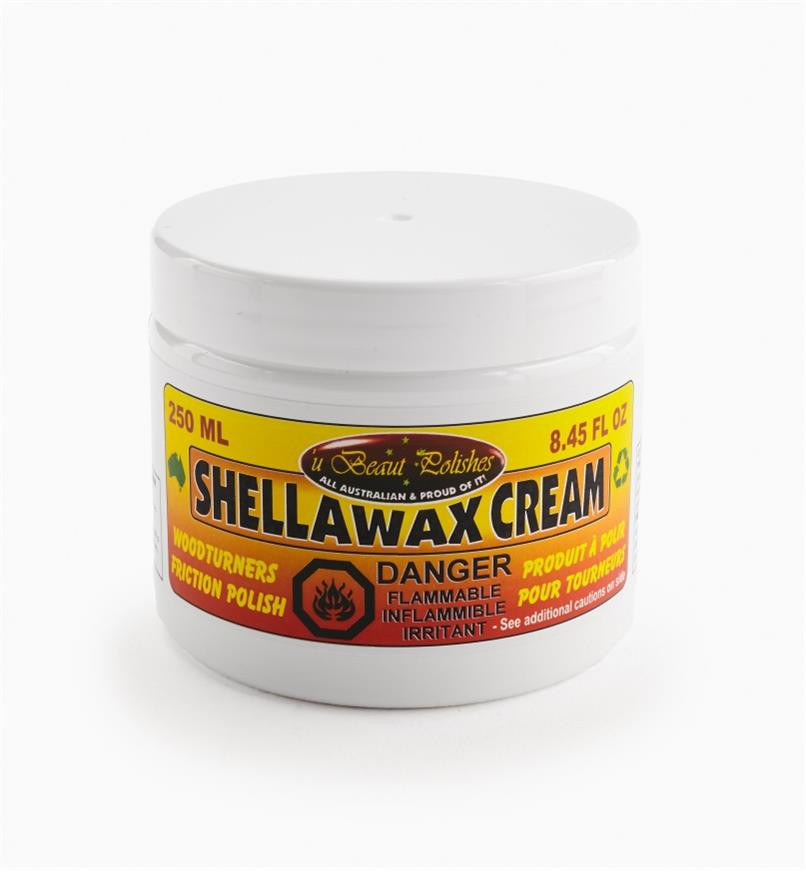 56Z4105 - Shellawax Cream, 250ml (8.45 fl oz)