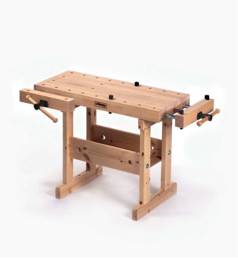 03A0280 - Sjöbergs Compact Workbench