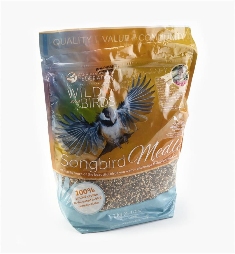 AG128 - Small Bird Blend, 2kg