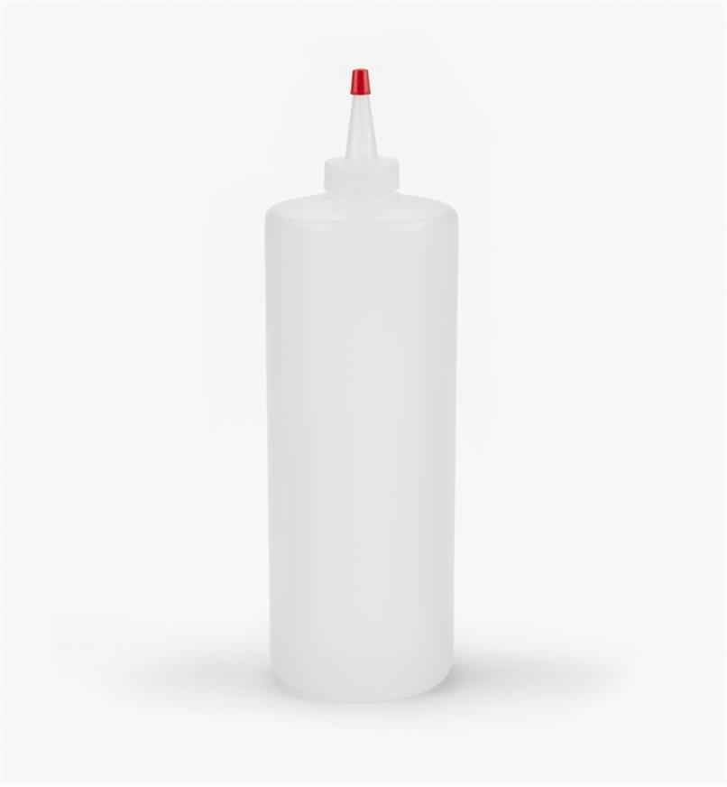 62K0202 - 34 oz (1 litre) Squeeze Bottle, ea.