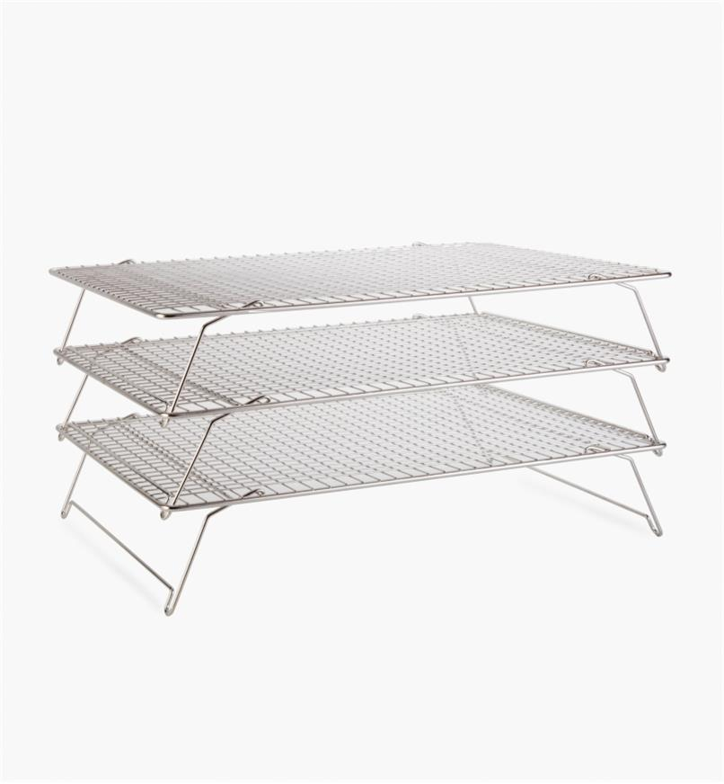 EV246 - Stackable Cooling Racks, set of 3