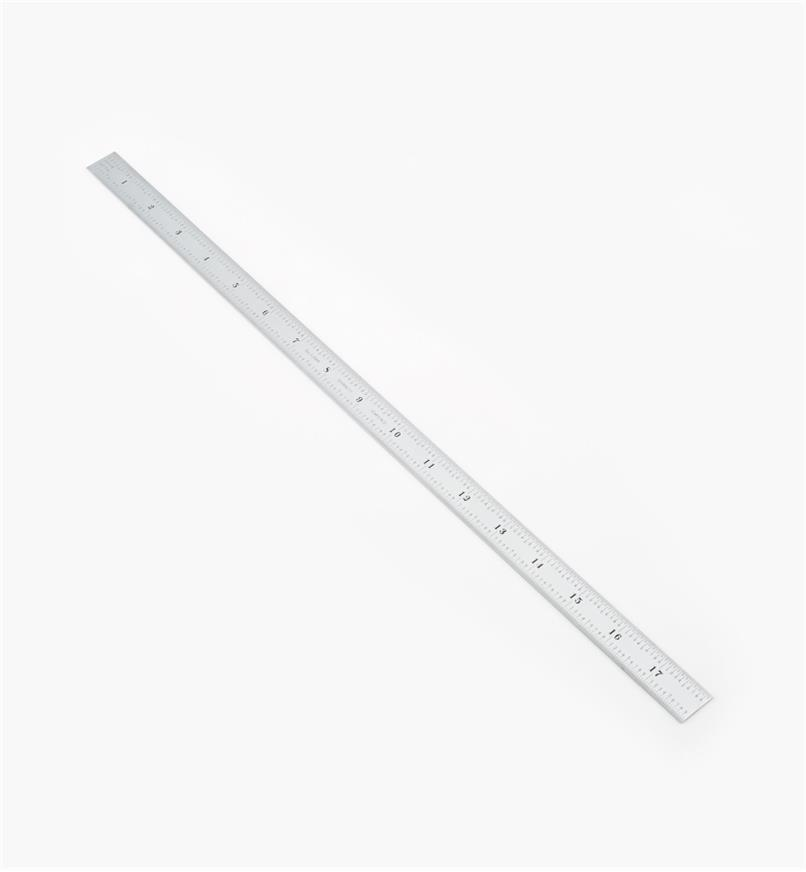 "30N0812 - Starrett 16R Flexible Rule, 18"" x 3/4"""