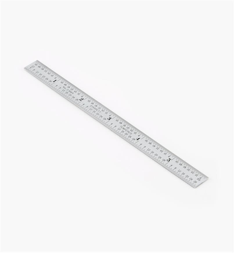 "30N0840 - Starrett 4R Flexible Rule, 6"" x 1/2"""