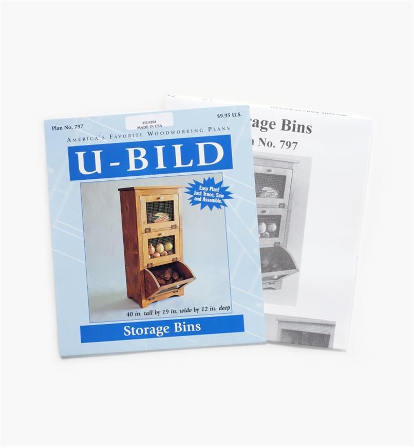 11L0204 - Storage Bin Plan