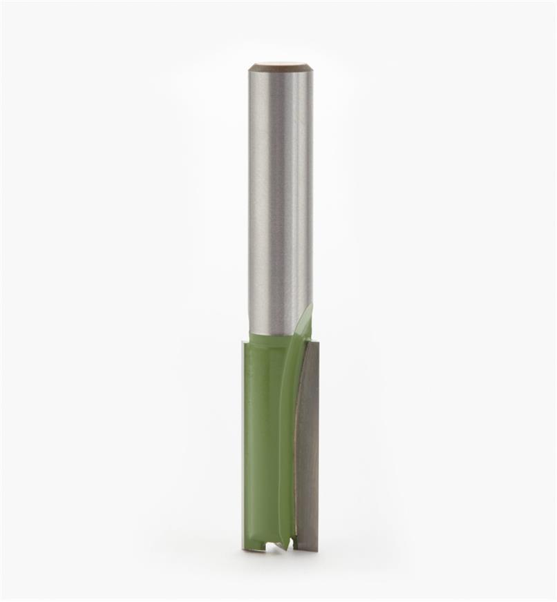 18J0606 - Mèche droite pour coupe plongeante, 3/8po x 1po x 8mm