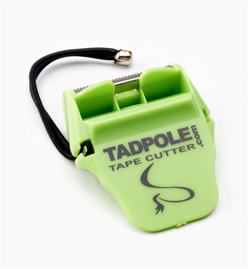 25U0611 - Coupe-ruban adhésif Tadpole, 1 1/2 po
