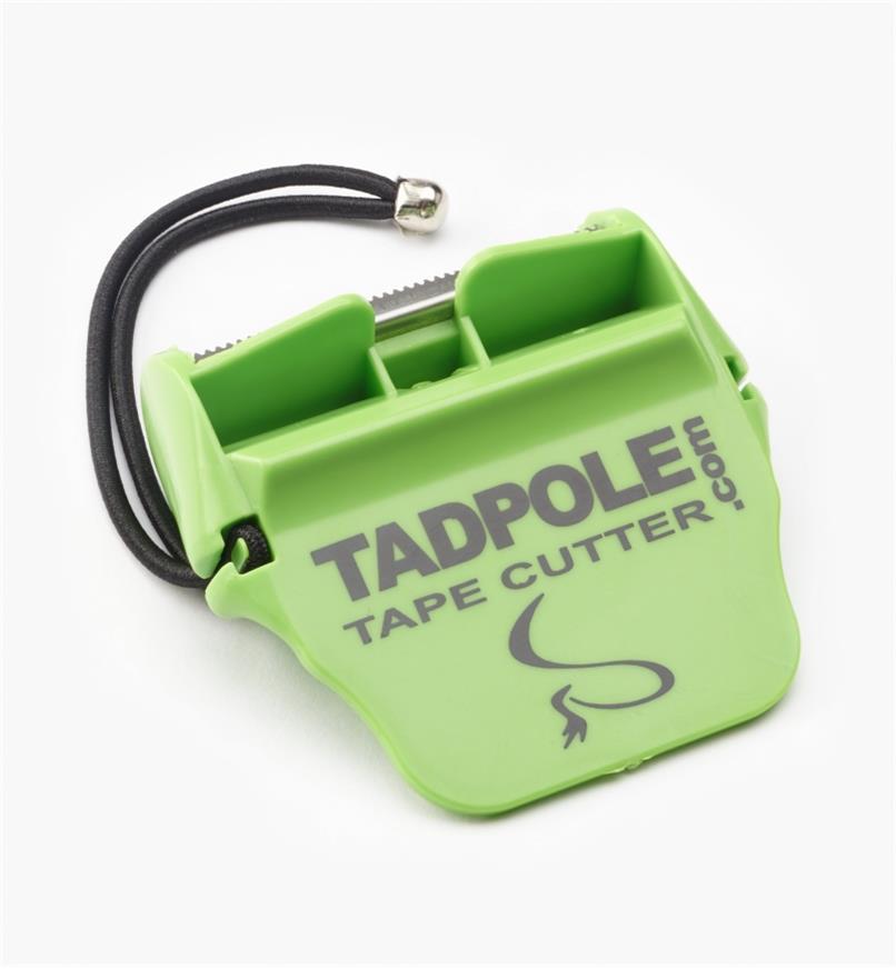 25U0612 - Coupe-ruban adhésif Tadpole, 2 po