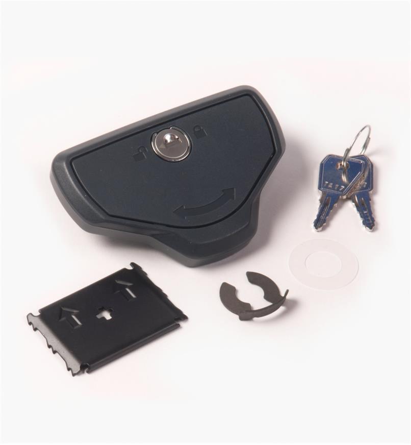 68K4509 - T-Loc Systainer Locking Latch, each