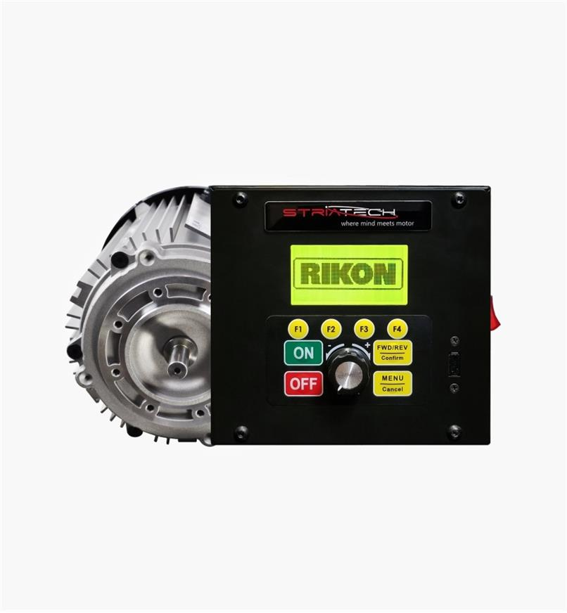 "03J7375 - DVR Motor for Rikon 14"" Bandsaw"