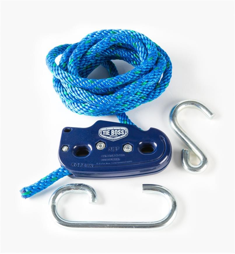 09A0167 - Tie Boss, 300 lb load