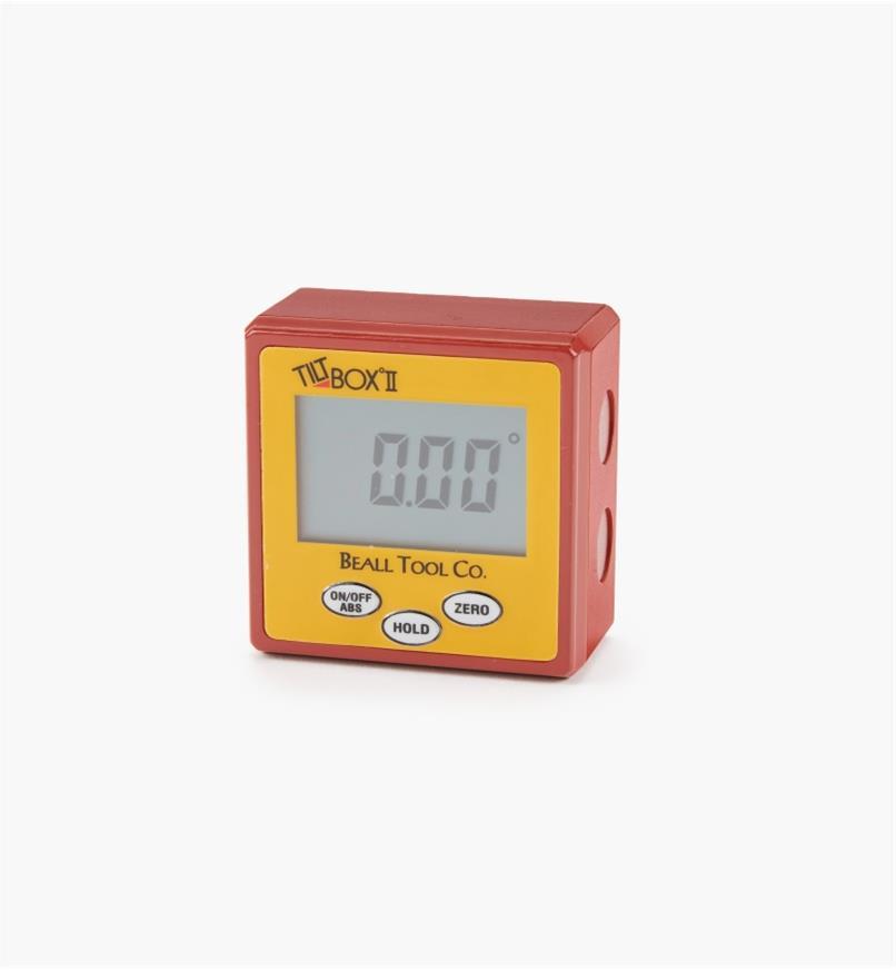 88N9050 - Inclinomètre numérique TiltBoxII