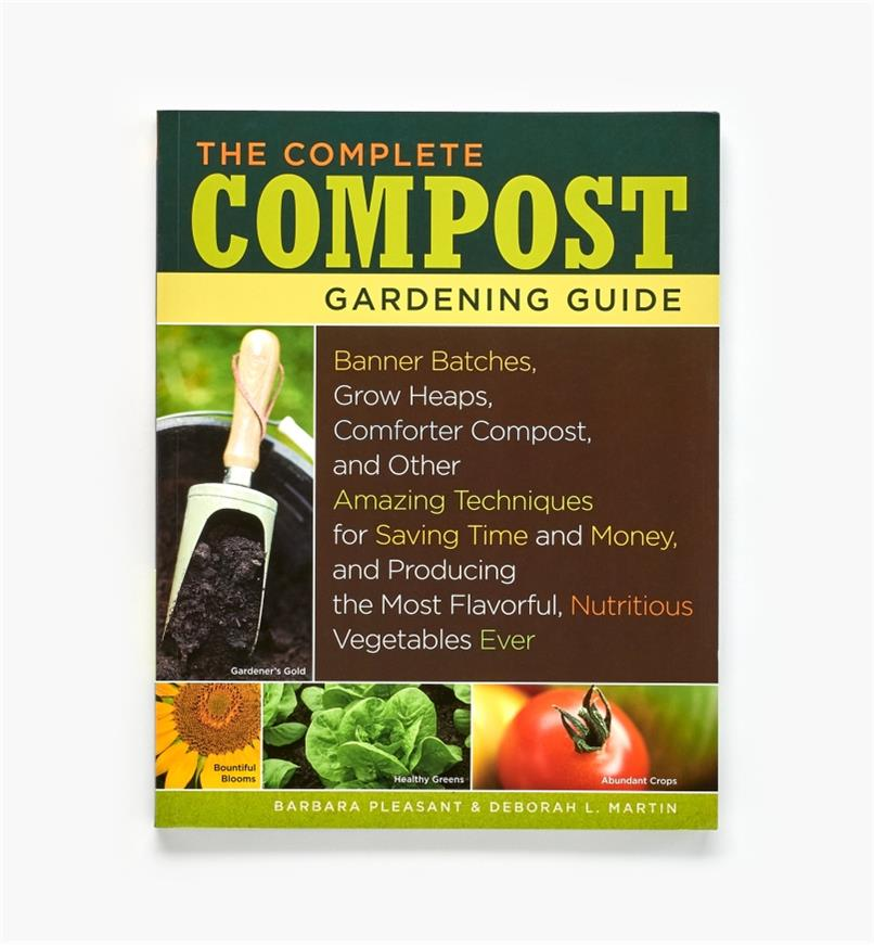 LA653 - The Complete Compost Gardening Guide