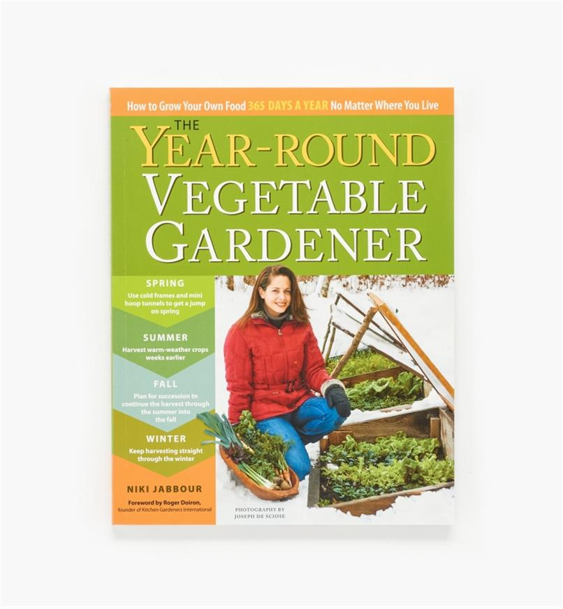 LA928 - The Year-Round Vegetable Gardener