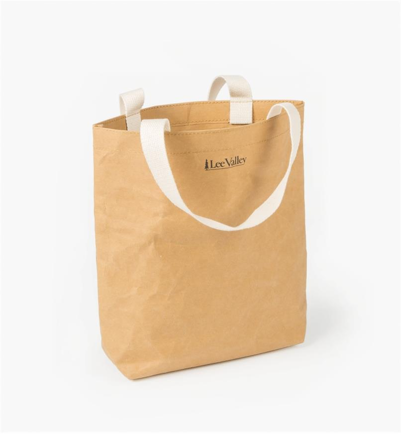 09A0931 - Small Tree Leather Tote