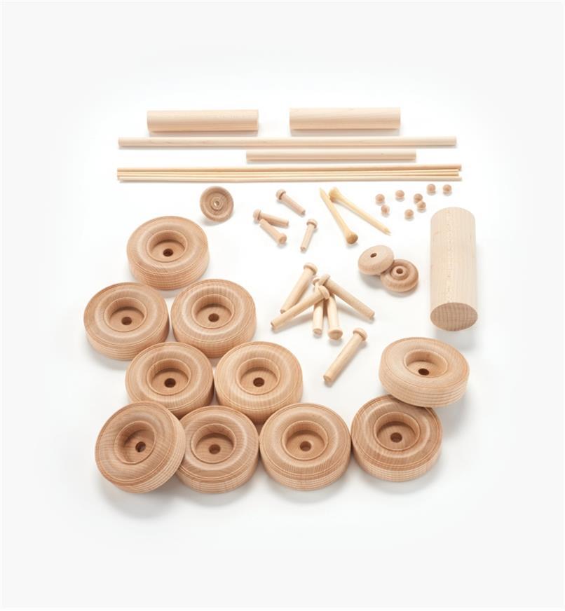 26L1053 - Composants pour camion-benne Kenworth à assembler