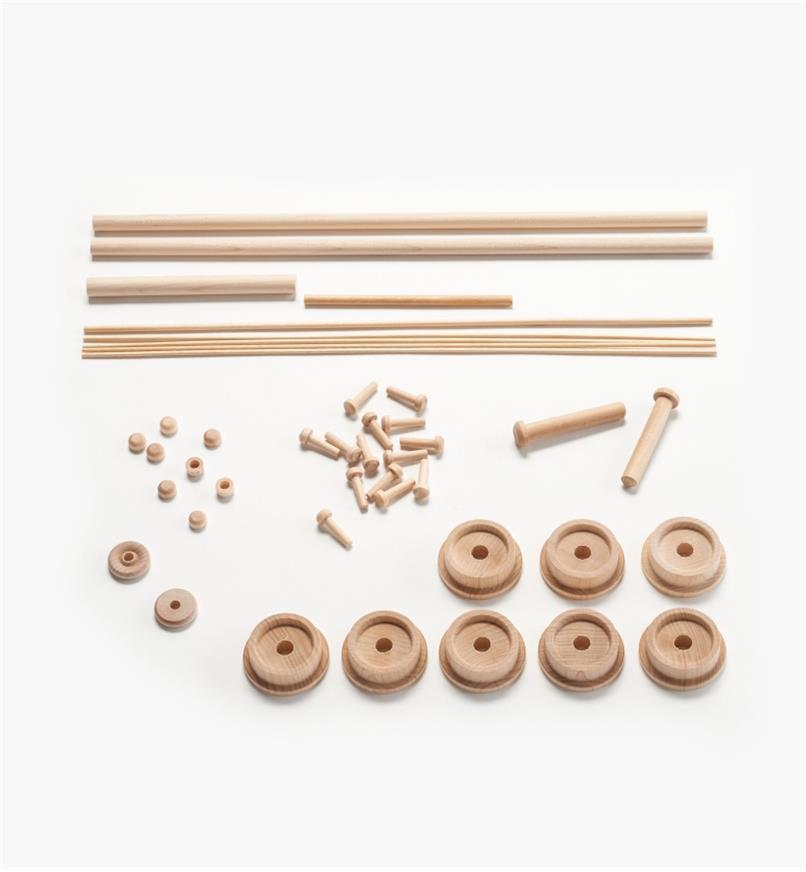 26L1058 - Caboose Kit