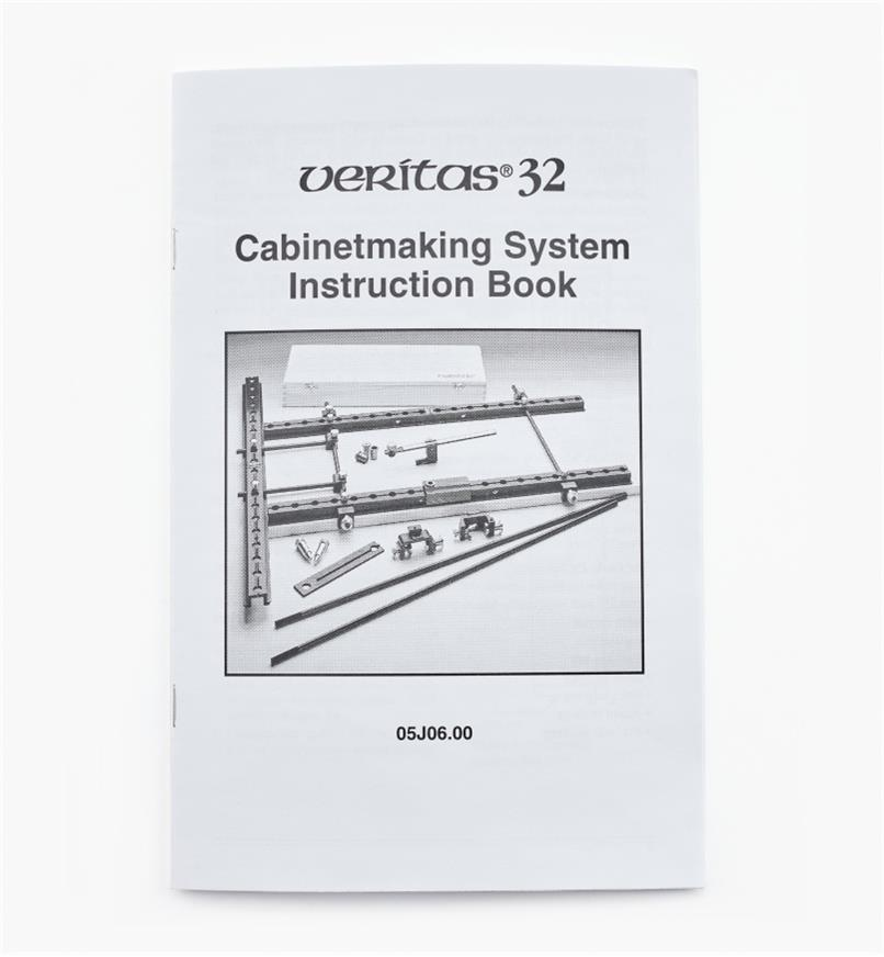 05J0600 - Veritas  32 Instruction Book