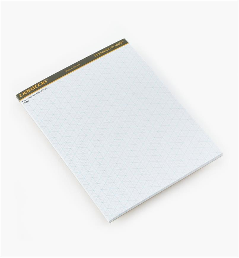 "05L2140 - 8 1/2"" x11"" Drawing Pad, each"