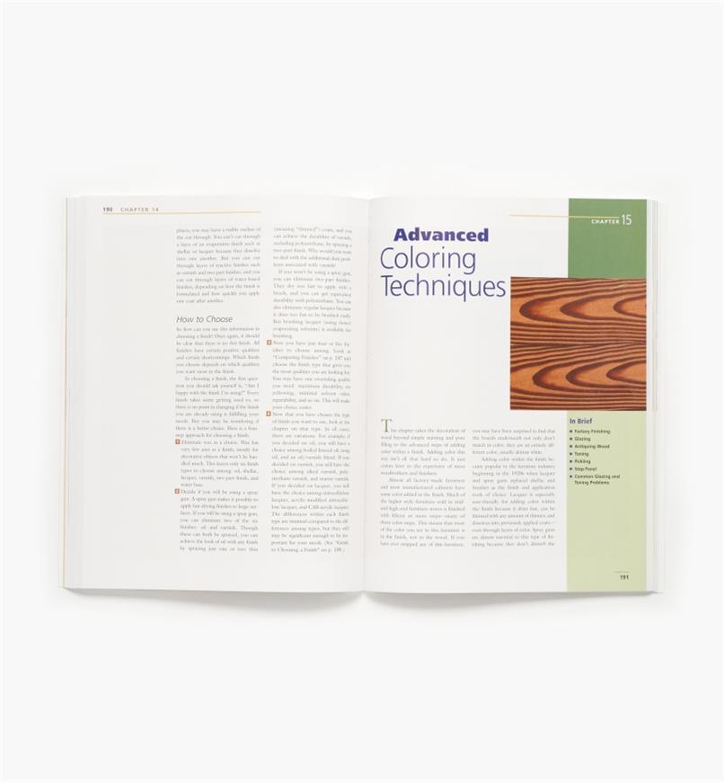 49L5031 - Understanding Wood Finishing