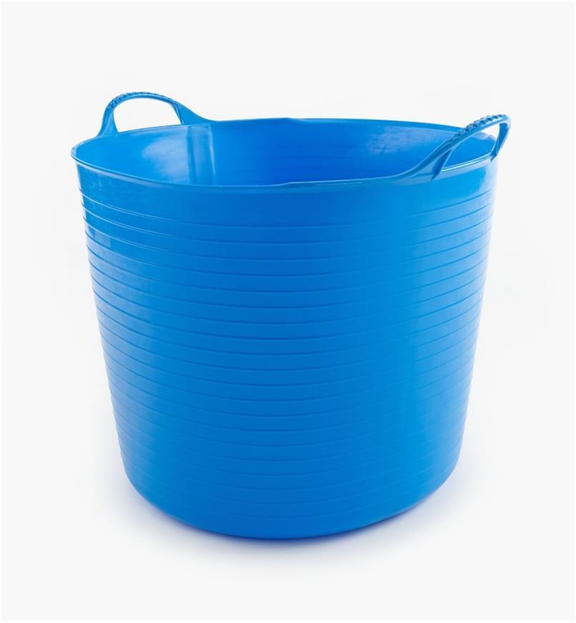 WT635 - 38l Blue Tub, each