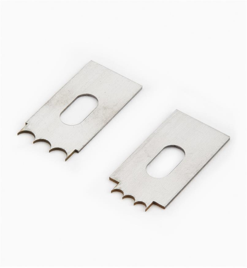 05P0405 - Reeding Cutters, set of 2*