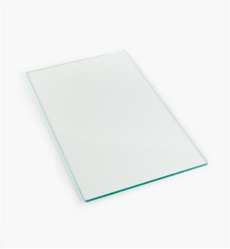 05M2012 - Plaque de rodage en verre