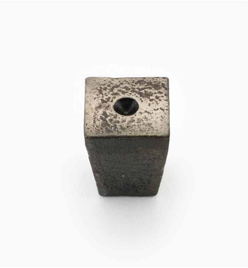 01X1970 - Dots Series Nickel-Iron Knob