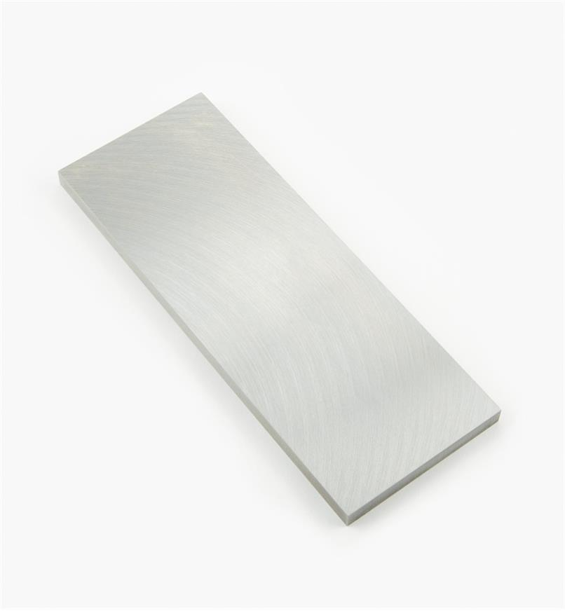 05M4001 - Plaque d'affûtage en acier Veritas, l'unité