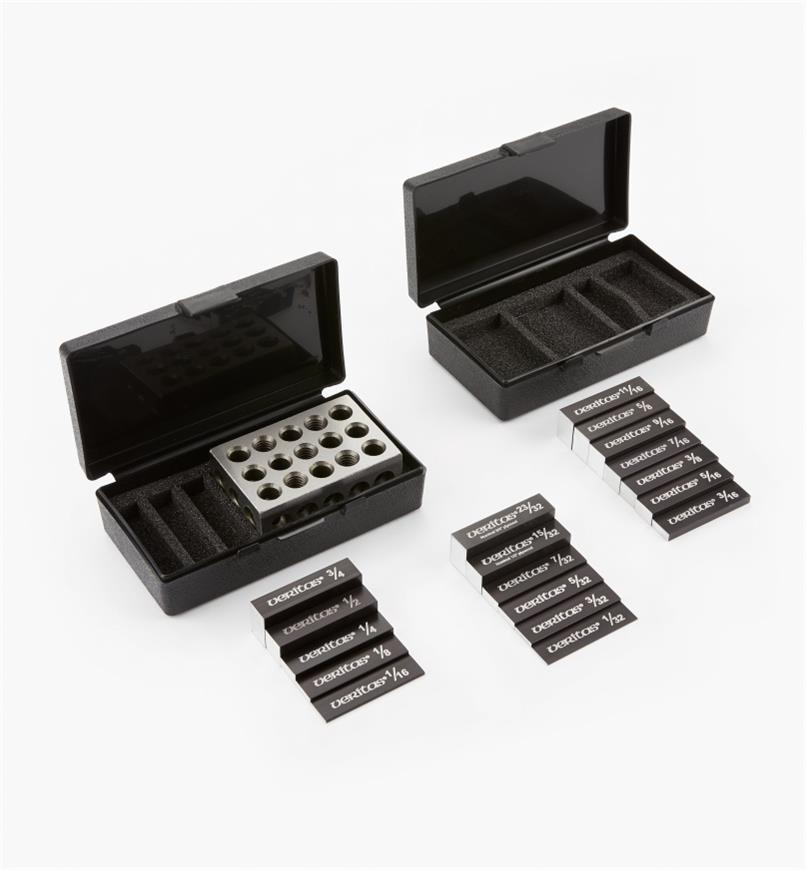 05N5807 - Veritas 19-Piece Set-Up Blocks (Primary Set + 2 Expansion Sets)