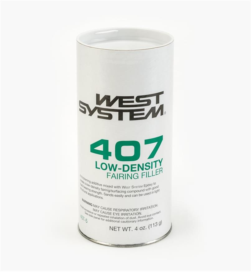 54Z2107 - #407 Low-Density Fairing, 4 oz