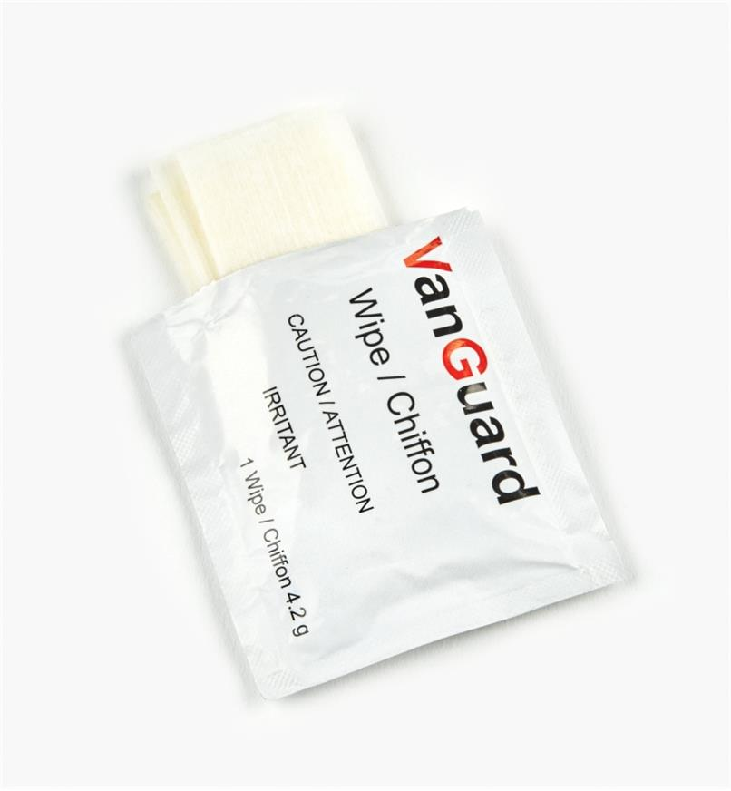 56Z8095 - VpCI Tool Wipes, each
