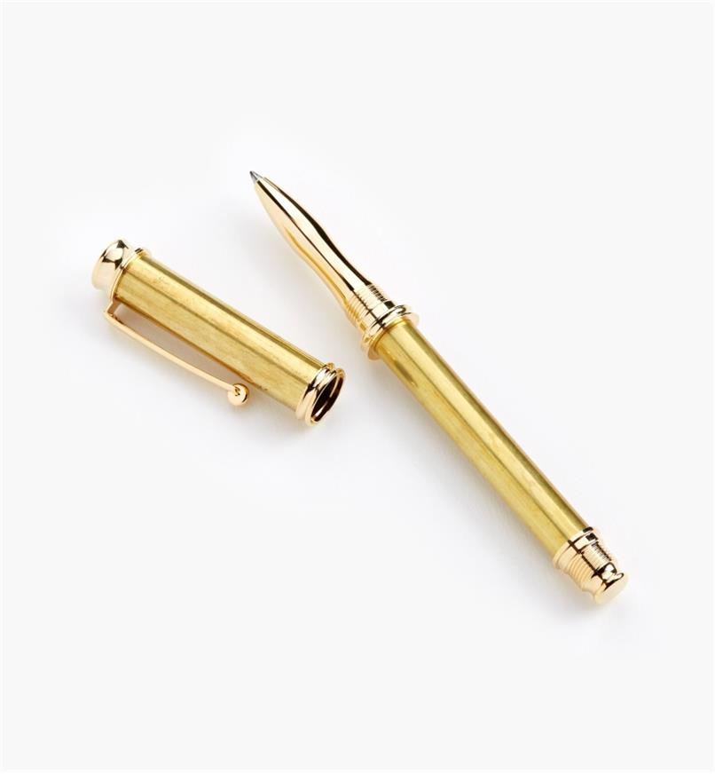88K8060 - Virage Rollerball Pen Kit, Gold