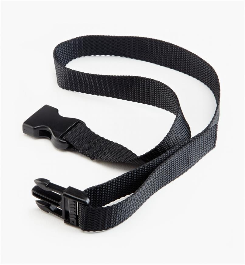 "99K8651 - Wall-Mount 30"" Buckle Strap, each"