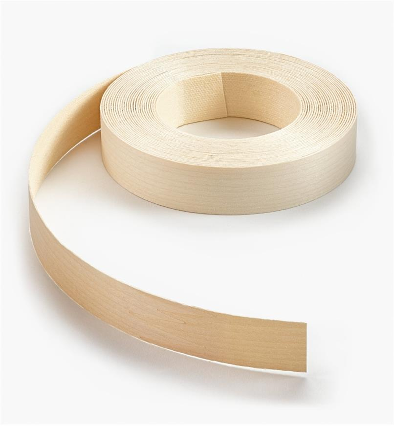 "41A0501 - 3/4"" x 25ft Maple Banding"