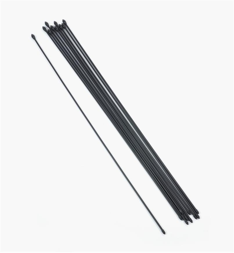 PL139 - Tubular Steel Stakes, pkg of 10